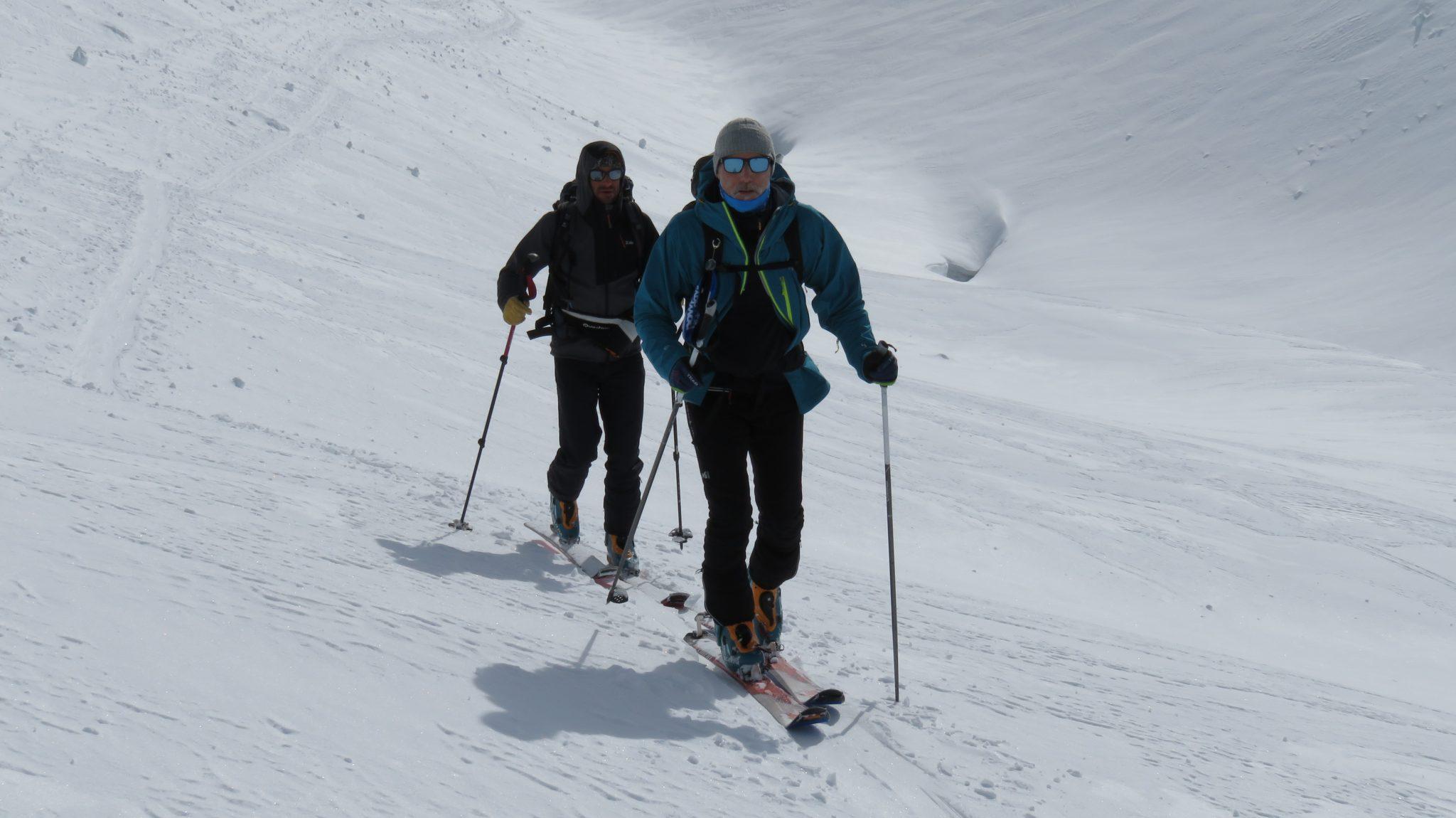 Pascal Franceschi guide haute montagne ariège